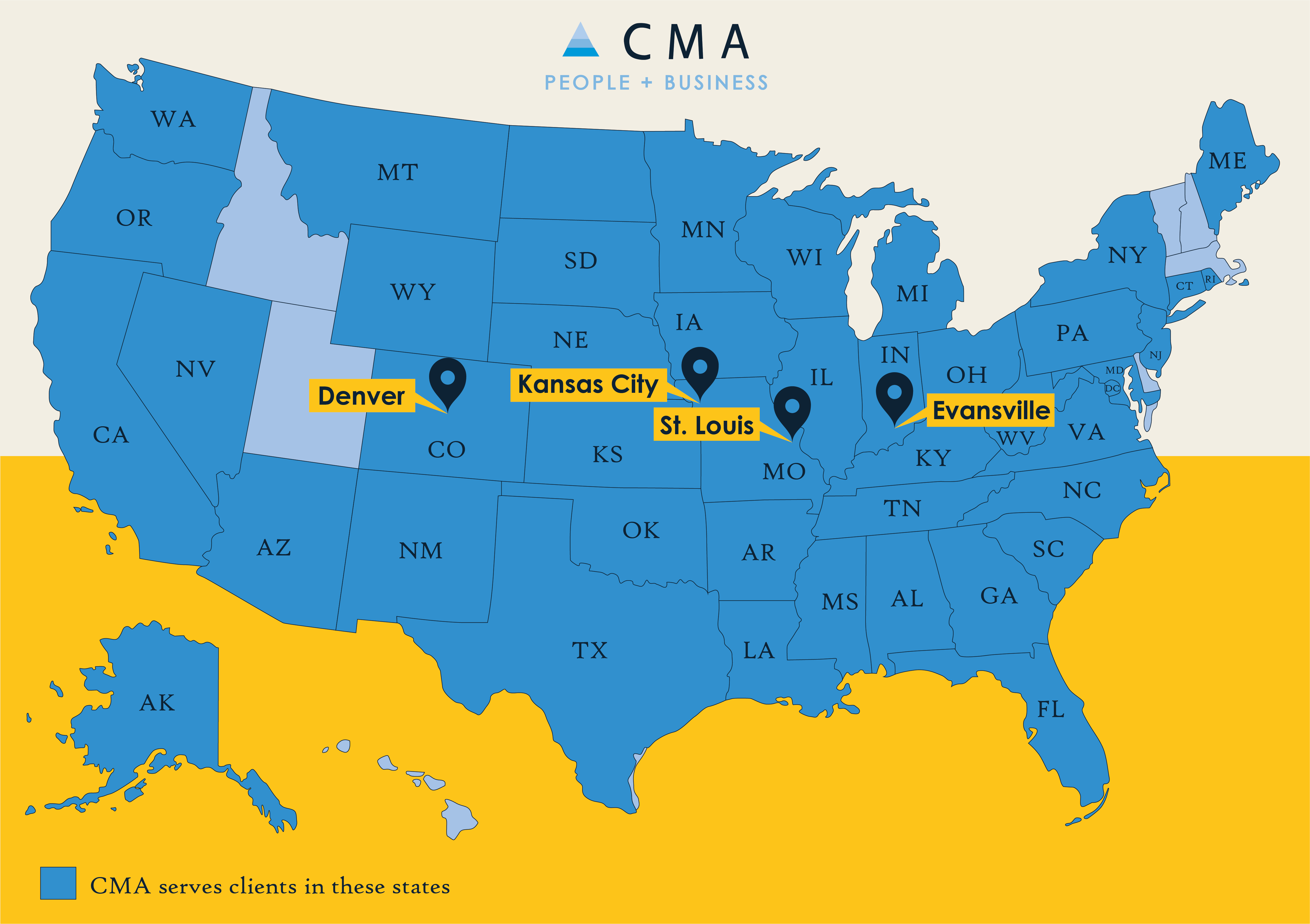 Us Map Revised Vesion A Another Cma - St-louis-us-map